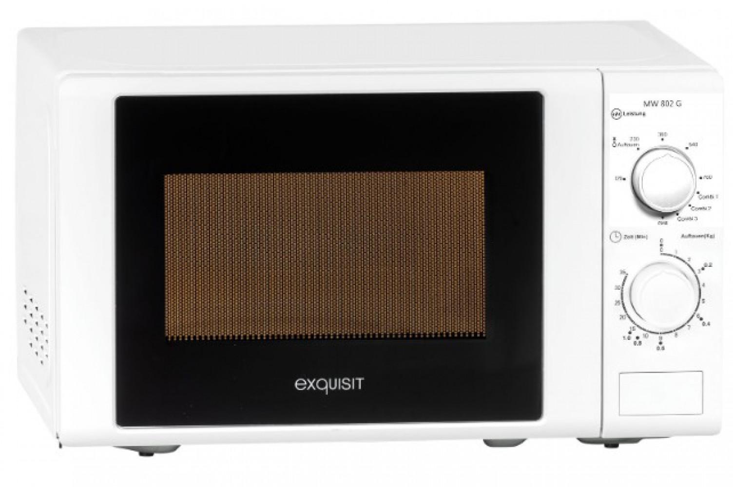 MW802G Micro-ondes blanc