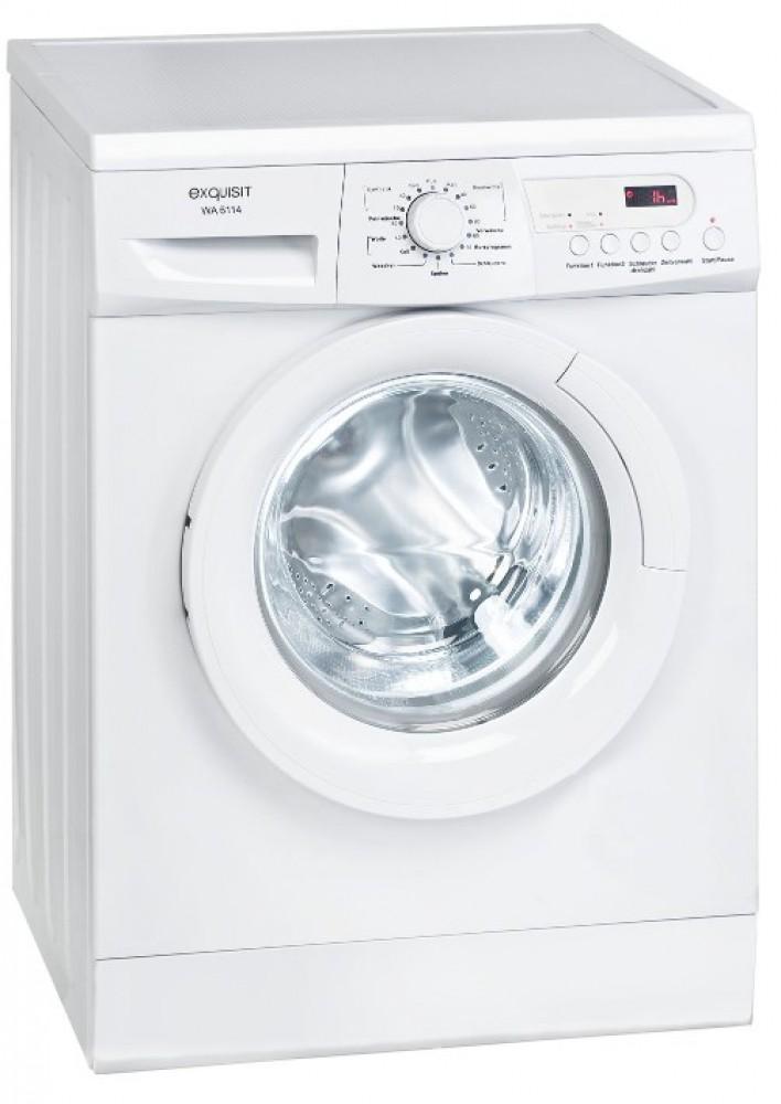 WA6114 machine à laver