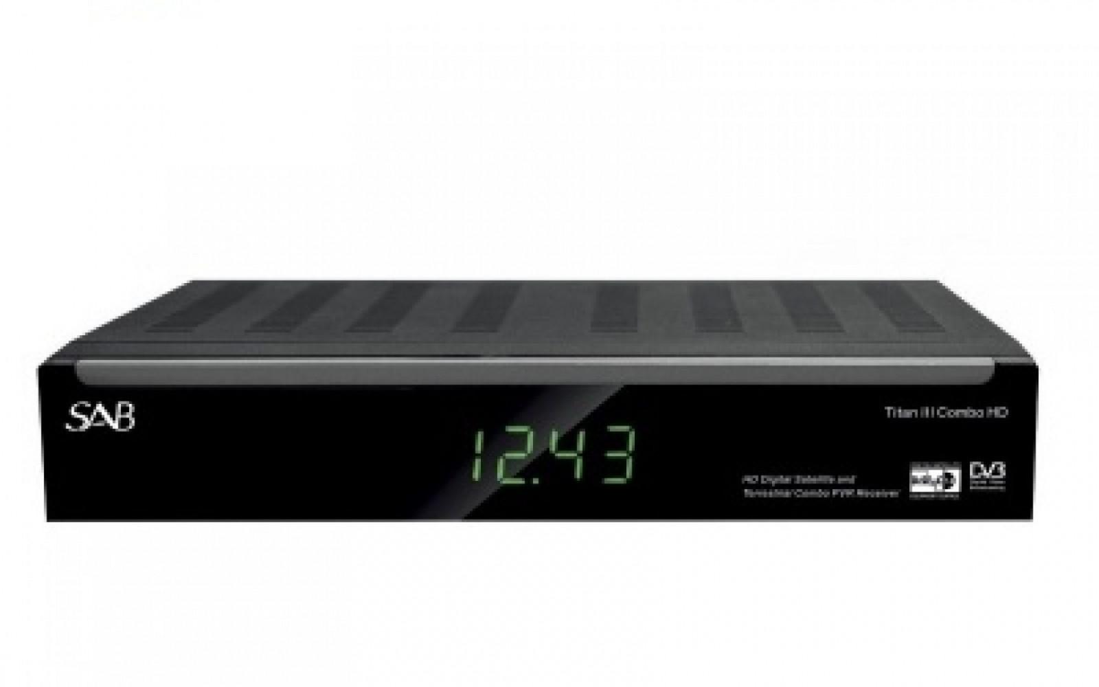 SAB Titan III HD Combo S907