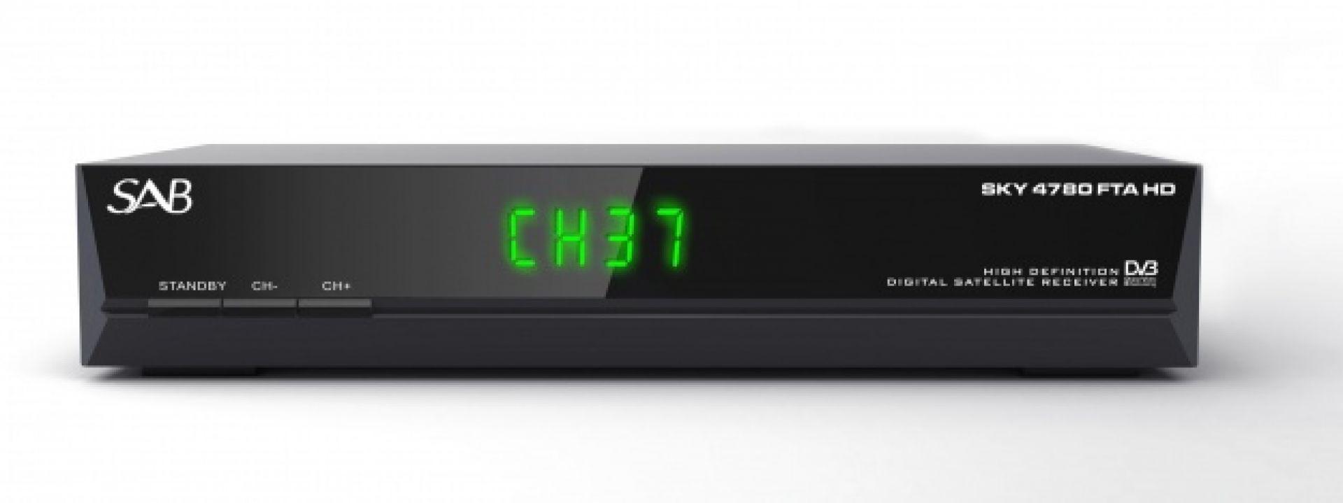 SAB SKY 4780 HD FTA S809