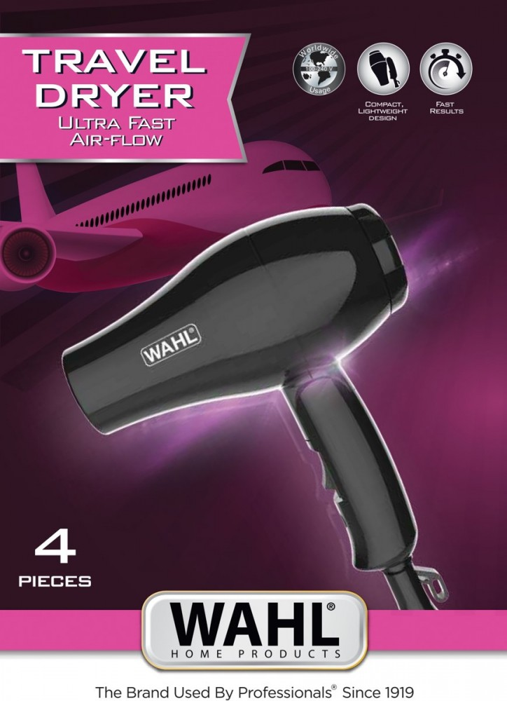 Seche cheveux Travel Dryer Wahl