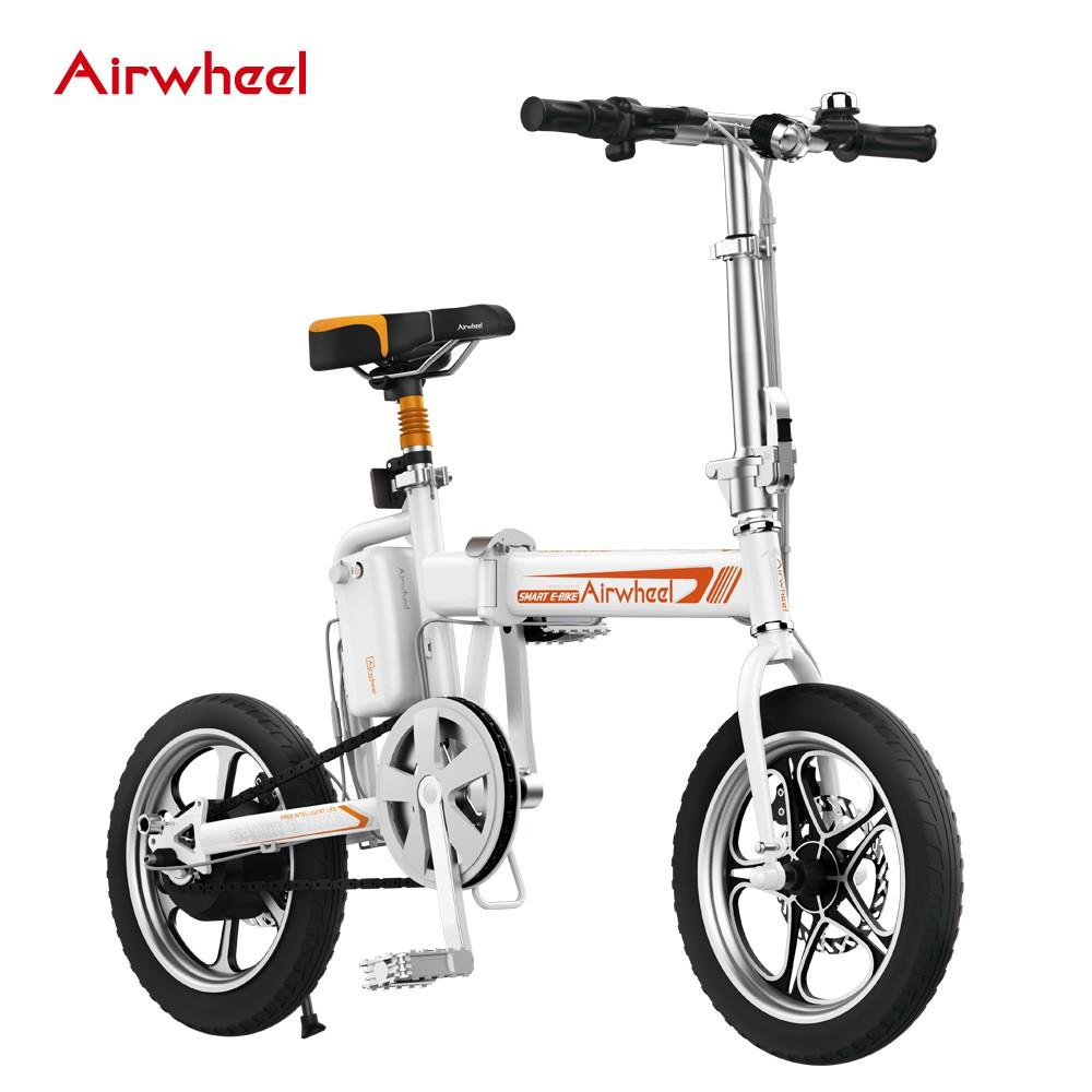 Airwheel R5 VÉLO PLIANT ÉLECTRIQUE