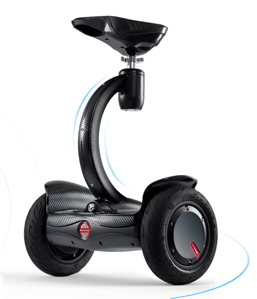 Airwheel S8 ASSIS OU DEBOUT MINI SCOOTER ÉLECTRIQUE