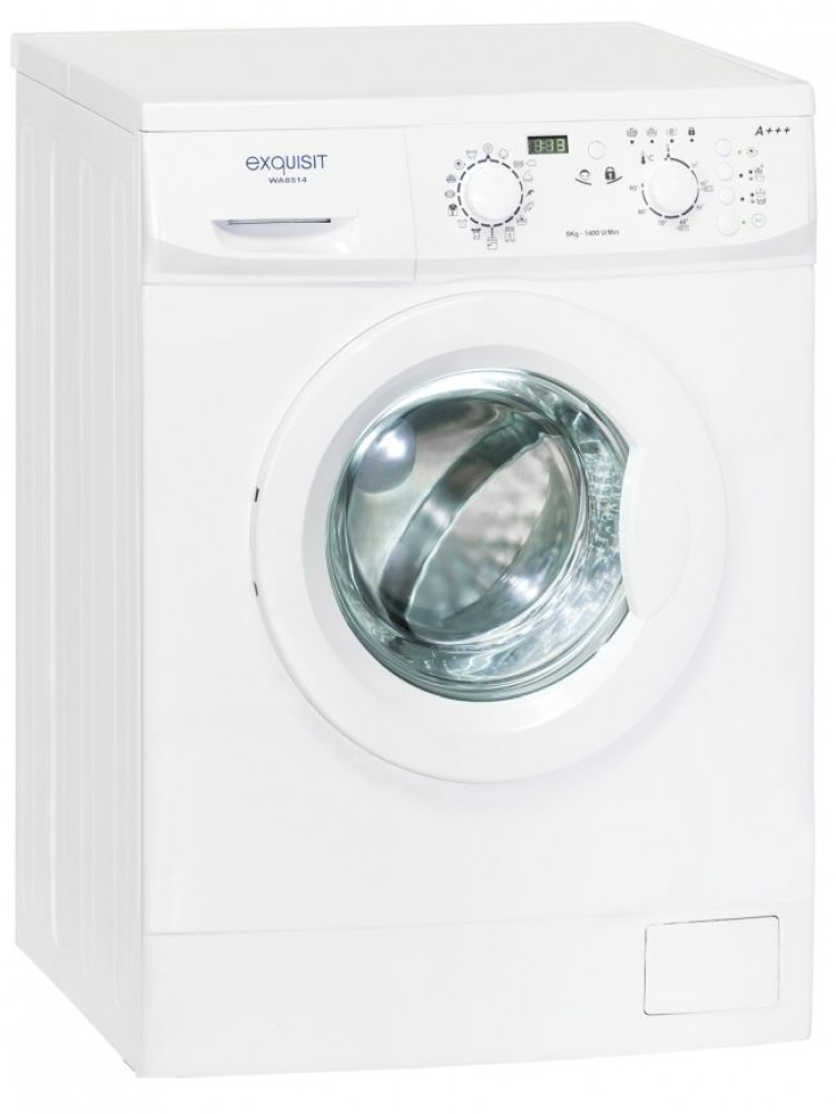 Washing machine for 8 kg of laundry - for a lot of laundry