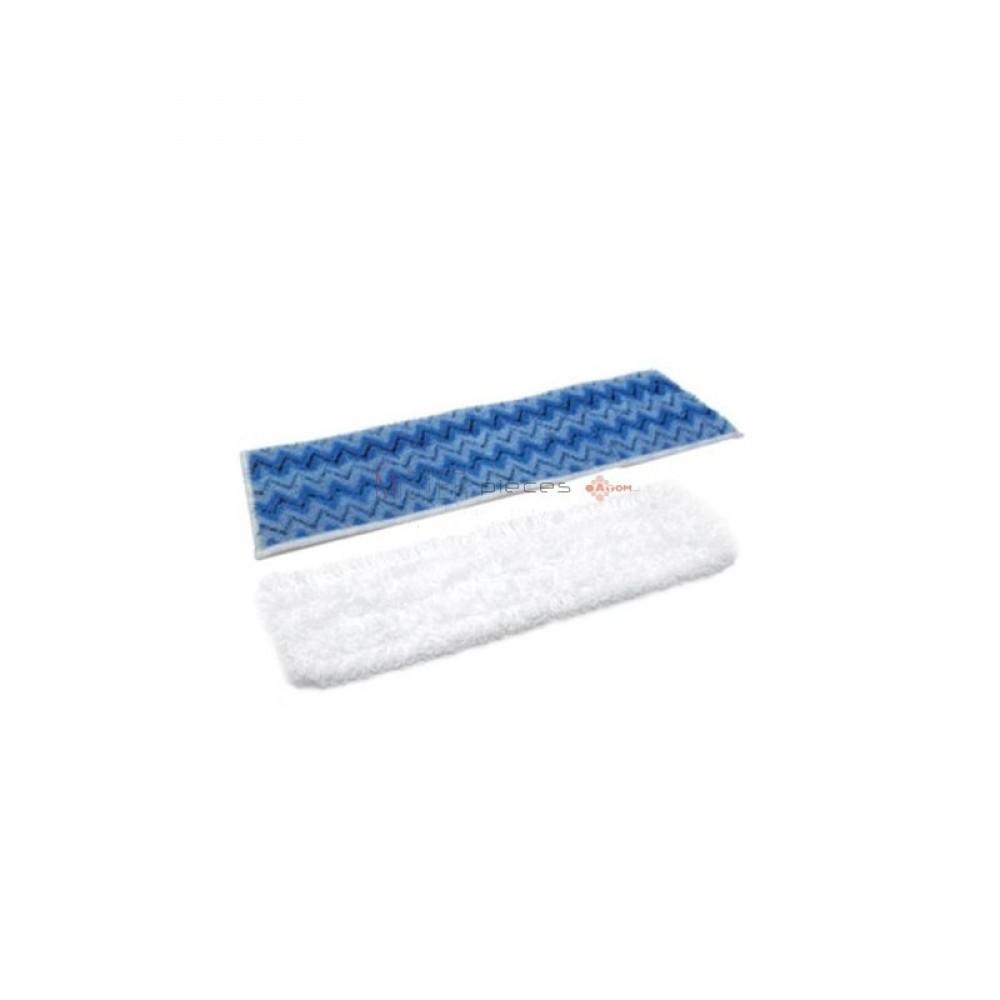 Set van 2 microvezeldoekjes voor stoommop -Polti - PAEU0268