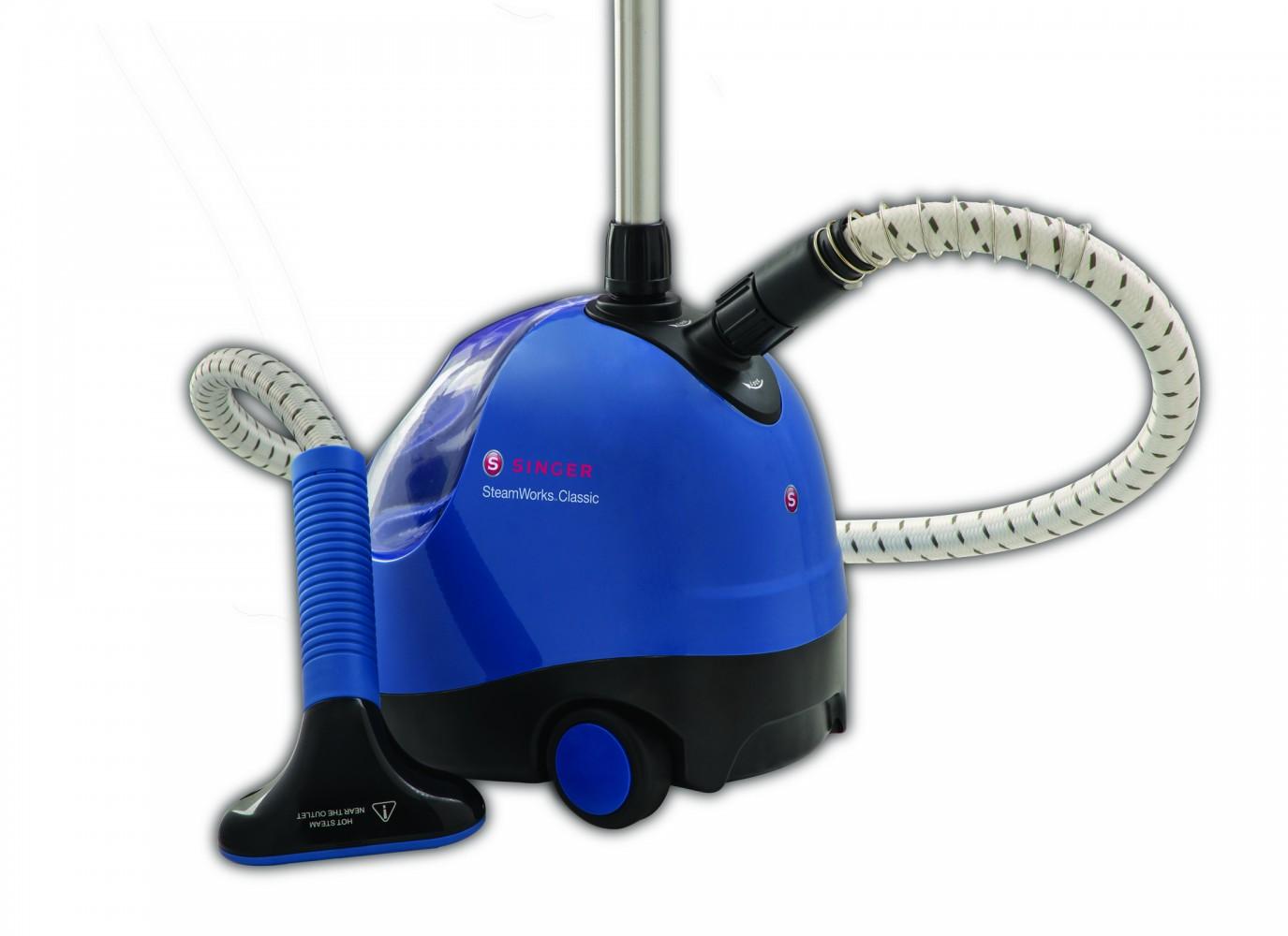 Cuiseur vapeur classique Steamworks - Bleu