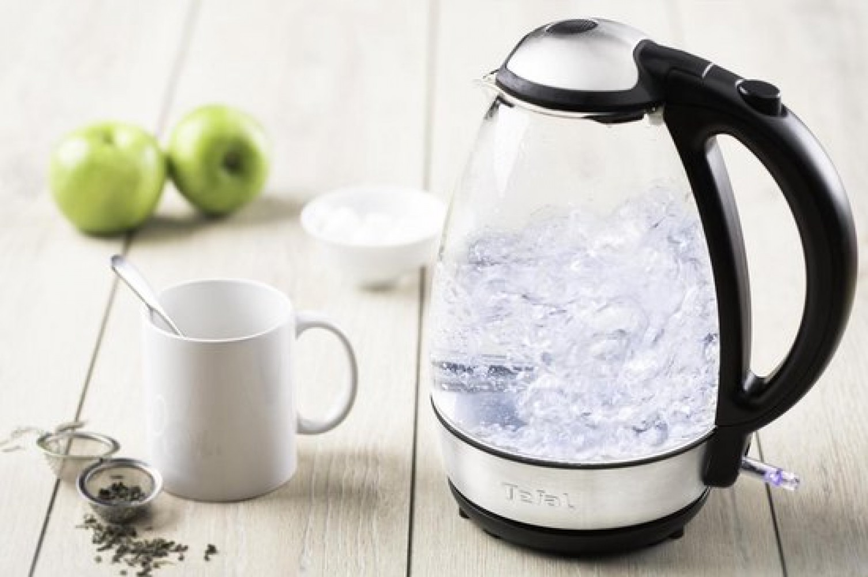 Tefal Glas kettle KI7208 - Waterkoker
