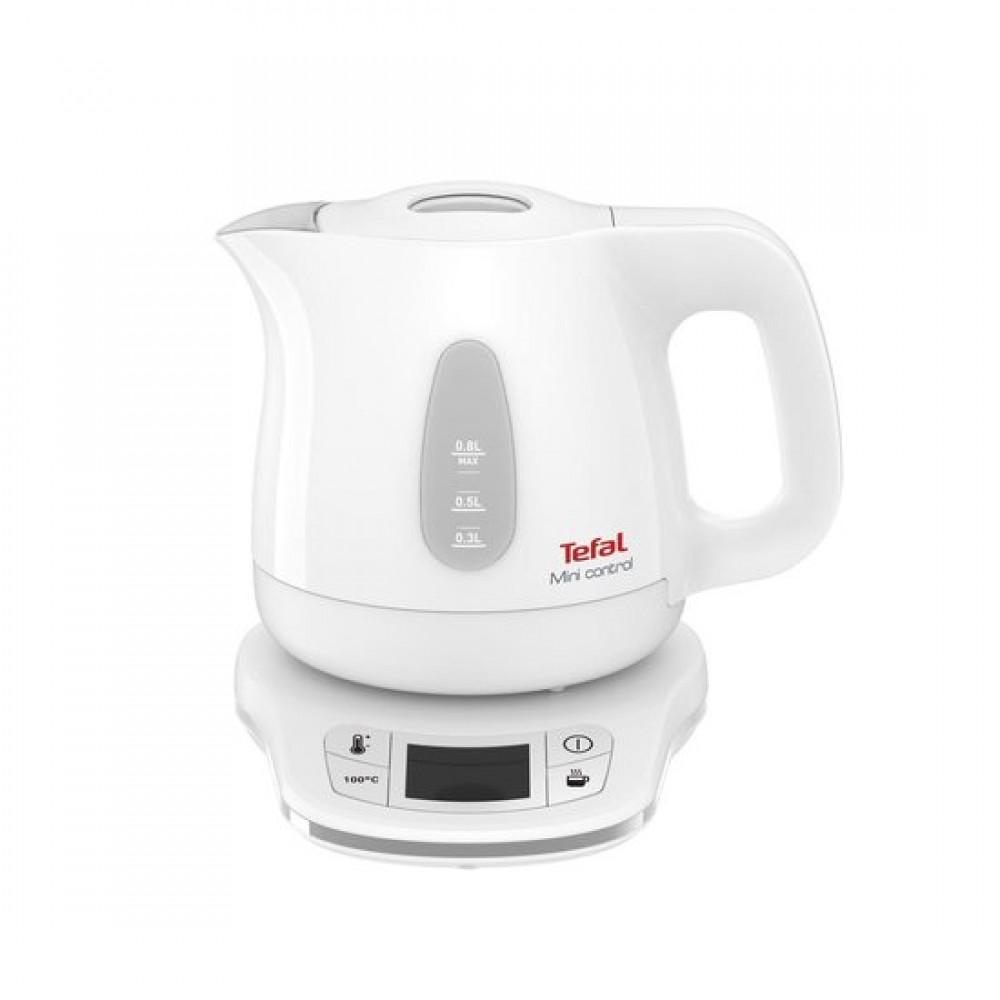 Tefal Mini Control KO621110 - Waterkoker - wit