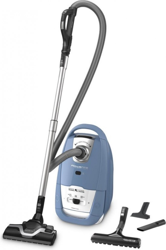 Rowenta Silence Force RO7321EA - Vacuum cleaner with bag