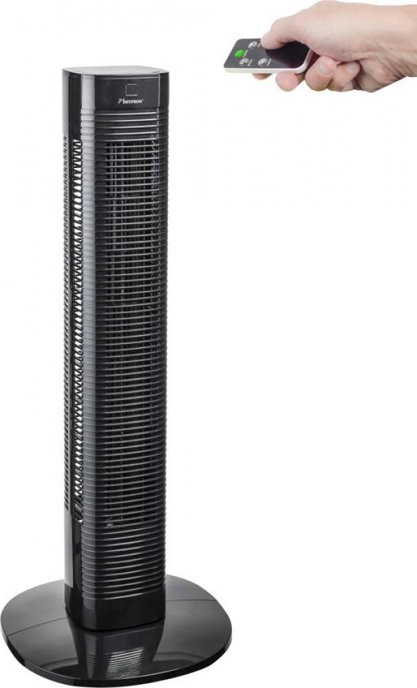 Bestron - Torenventilator - AFT80ZRC - Zwart