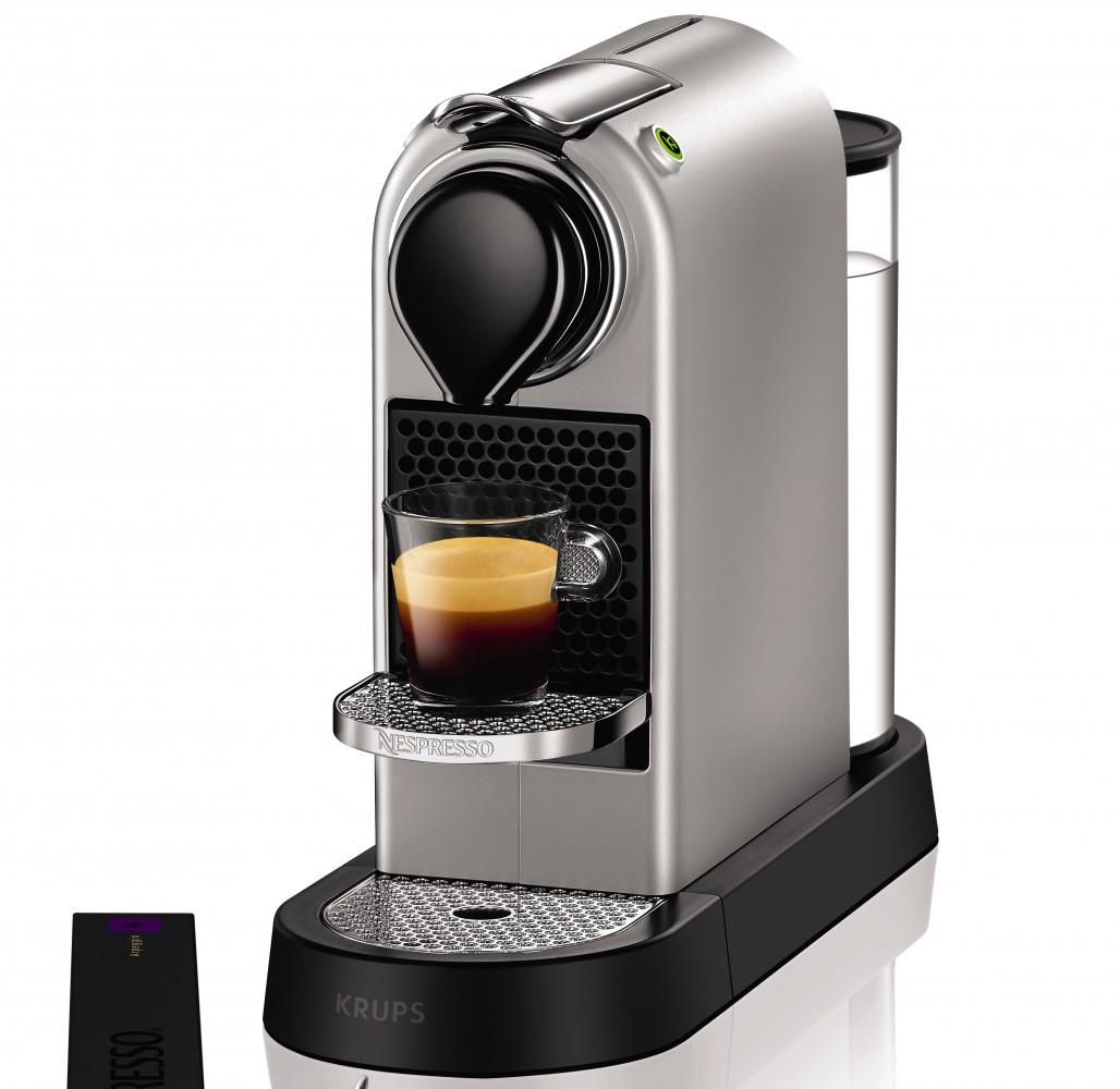 Krups Nespresso XN740B10 Citiz