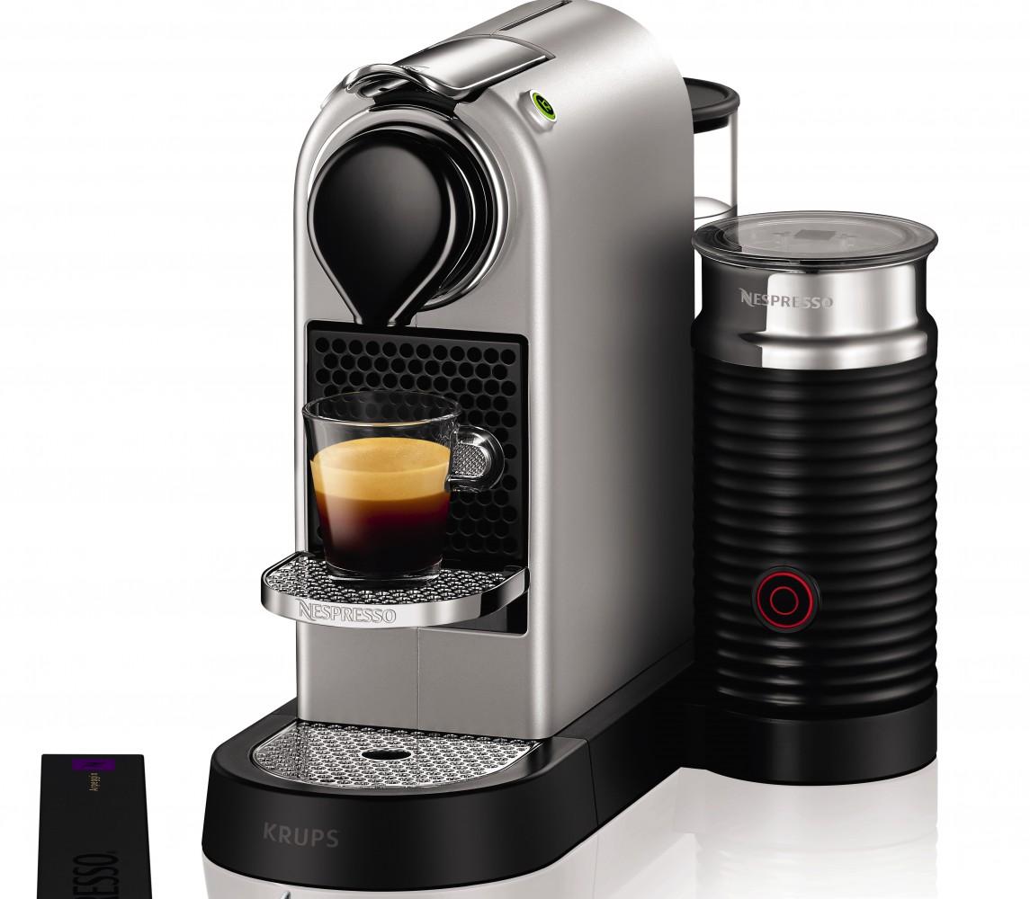 Krups Nespresso XN760B10 Citiz & Milk