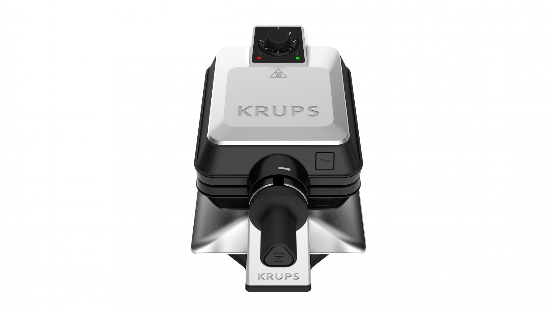 Krups Gaufrier FDD95D10 Sucessor Inox
