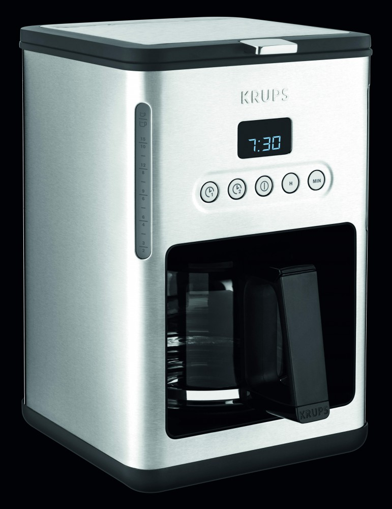 Krups Cafetiére KM442D10 Control Line